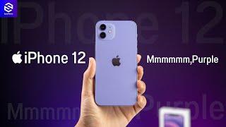 แกะกล่อง iPhone 12 สีม่วง อื้มมมมมม ม่วง ก็ม่วง สเปคเดิม ราคาก็เท่าเดิม