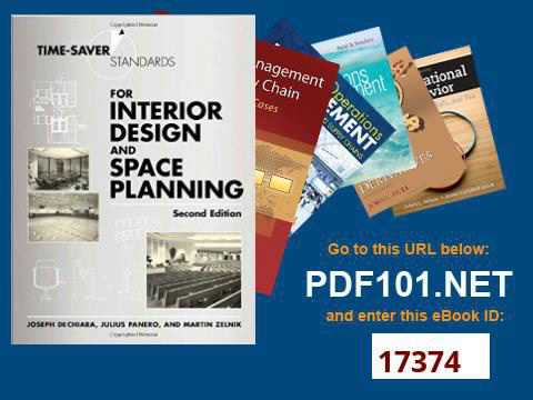 Time Saver Standards For Interior Design And Space Planning 2nd Edition Youtube
