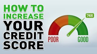 How To Increase Your Credit Score By 100 Points In 30 Days Or Less