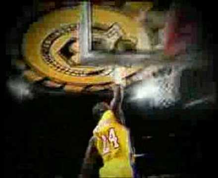 Kobe Bryant Cele Ted By Fsn For Mvp