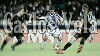 El talento de Carlos Vela