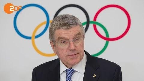 Das IOC und sein Kampf um Olympia 2020 | SPORTreportage - ZDF