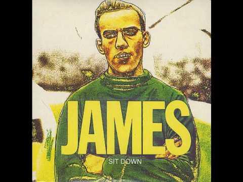 "James - Sit Down - Original 1989 Release 3"" CD Version"