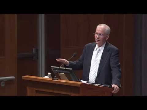 Dr. David Grandy, BYU Department of Philosophy | 2012 Summerhays Lecture