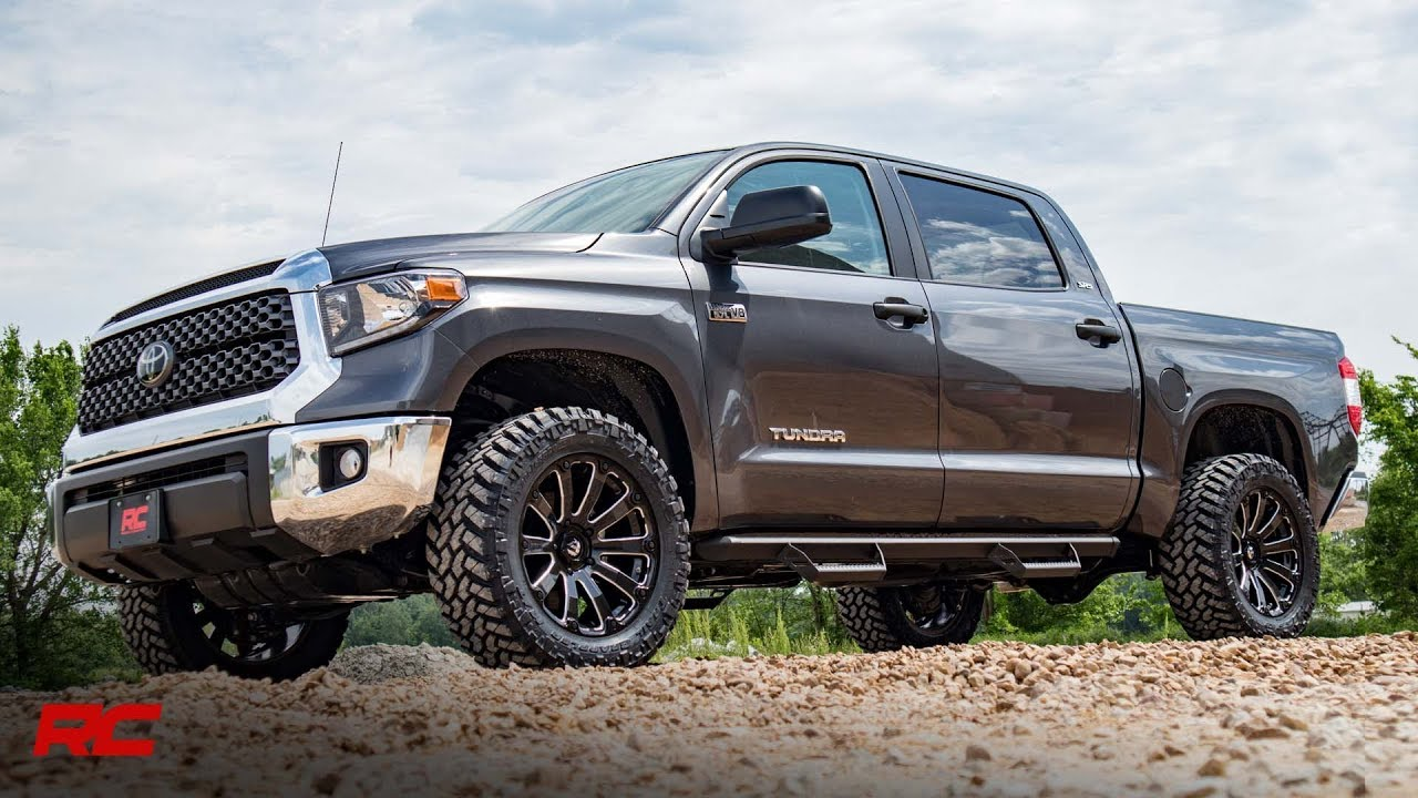 2007 2018 Toyota Tundra 1 75 Inch Leveling Kit By Rough