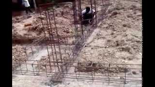 plinth beam apartment at guduvanchery