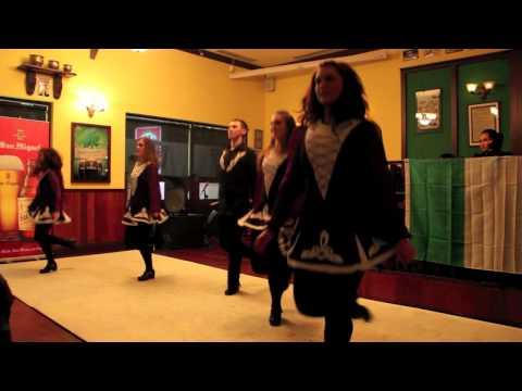 Irish Dancers @ Murphy's Pub Jakarta, Indonesia 2011