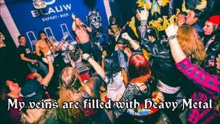Phoenix Rebellion - Metalheads Unite! (OFFICIAL LYRIC VIDEO)