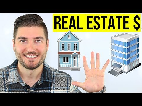 5 Simple Ways To Invest In Real Estate