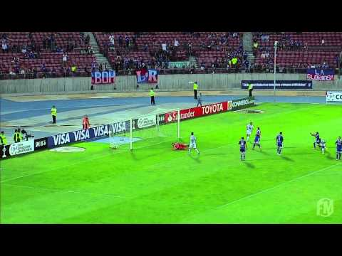 Universidad de Chile 0x1 Emelec - Copa Libertadores 2015 - Group Stage