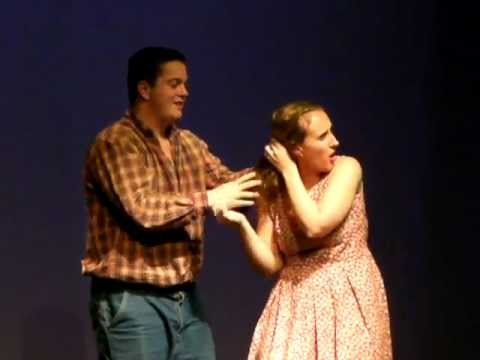 """Of Mice and Men"" - Act 6 The Woodhall School 02/24/13"