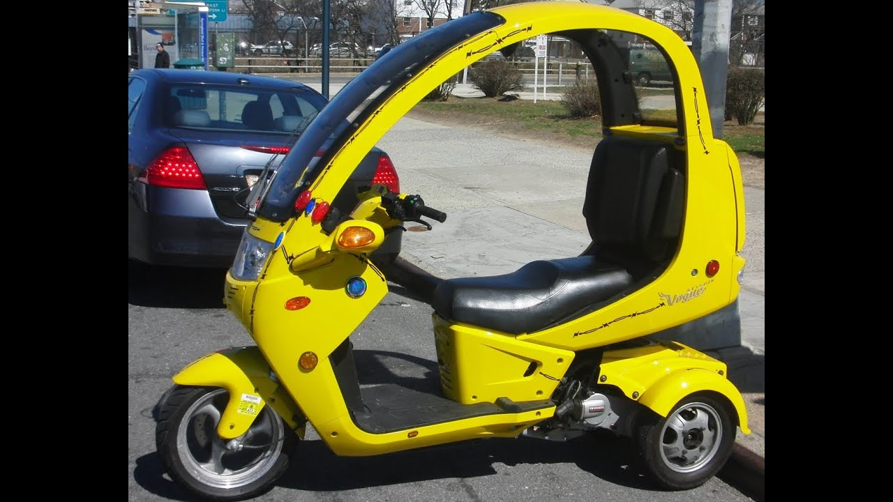 vogue scooter