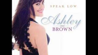 Watch Ashley Brown My One And Only Love video