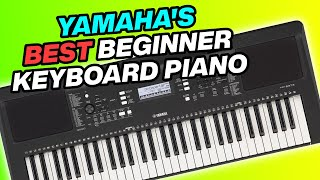 Yamaha PSR-E373 / EW310 New Features & Voice/Styles Demo
