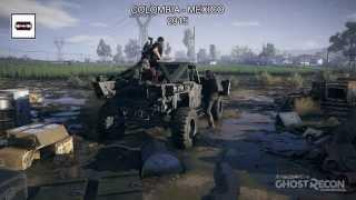 Ghost Recon Wildlands® de Tom Clancy -Trailer -Audio Español Americano HD 720p