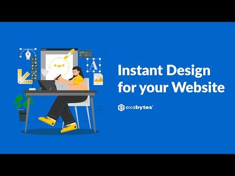 Website Builder | Create Your Own Website Easily - Exabytes com