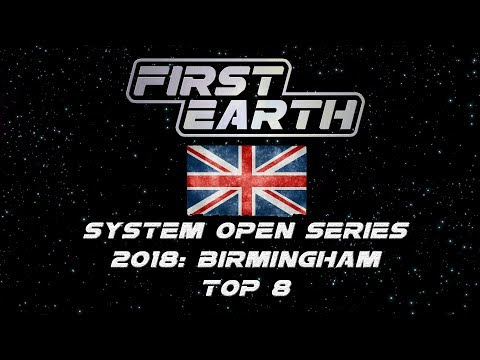 X-Wing System Open Series 2018 Birmingham: Top 8