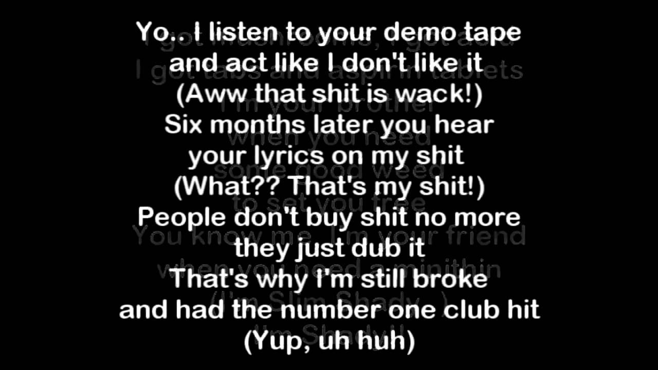 ★★★ 54 Fapte despre Eminem, care te fac să te pierzi ★★★