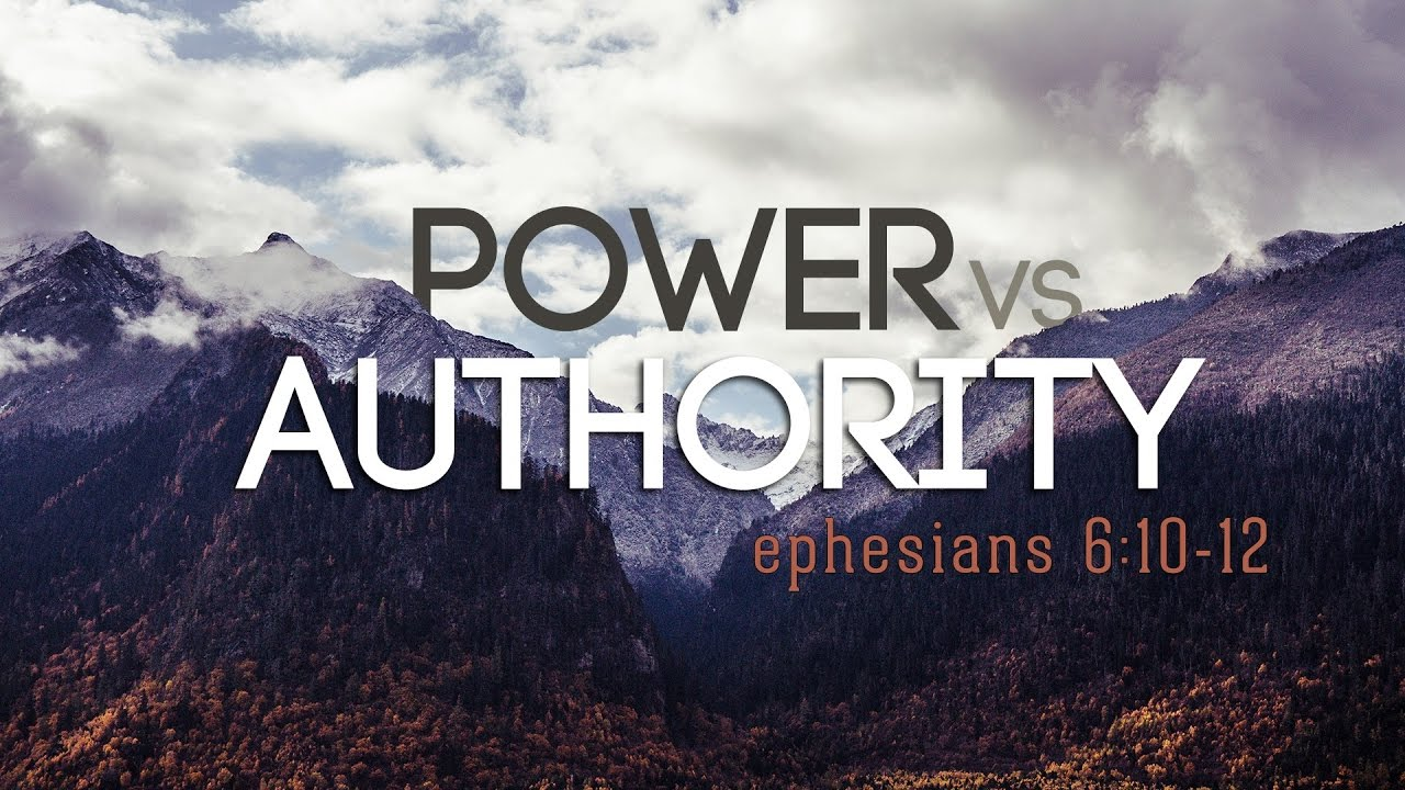 power vs authority Power vs authority power and authority are often considered synonyms, but there is some difference between the two words the word 'authority' is used in the sense of 'ability' and the word 'power' is used in the sense of 'influence' this is the main difference between the two words observe the two sentences: 1 he [.
