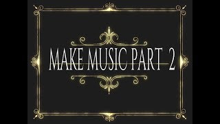 MAKE MUSIC PART 2- ON FL STUDIO 12. ♬❤♫. URDU + HINDI Tuturial.
