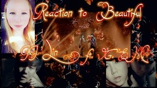 "REACTION TO 林俊傑 JJ LIN 鄧紫棋 FT. G.E.M. ""手心的薔薇  BEAUTIFUL"" MUSIC VIDEO/TAIWAN"