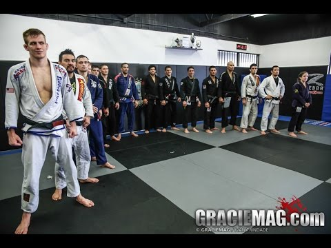2015 Worlds: The Atos Jiu-Jitsu training camp in San Diego