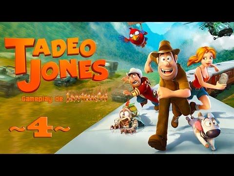 Tadeo Jones [PS Vita] ~4~ Cusco! (Malditos bugs)