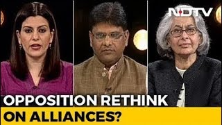 Can Balakot Air Strike Force Opposition To Rethink Alliances?