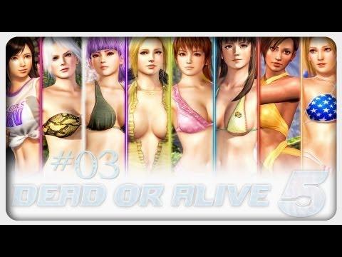 Let's Play: Dead Or Alive 5 | Folge #03 - Kokoro & Mila