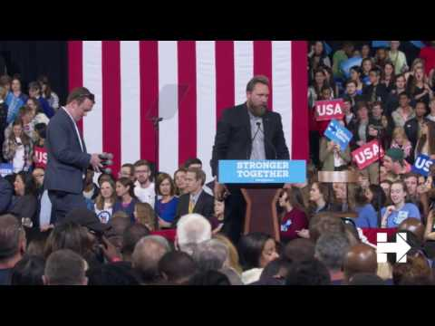 Hillary Clinton and First Lady Michelle Obama live in Winston-Salem, NC | Hillary Clinton