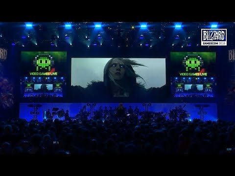 Blizzard at gamescom 2018 | Day 1 | feat. Video Games Live Concert