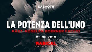 Domenica Gospel @Milano | La potenza dell'uno - Pastore Roselen | 03.02.2019