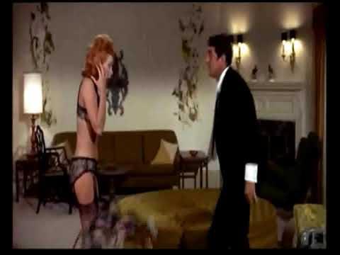 Stella Stevens in stockings