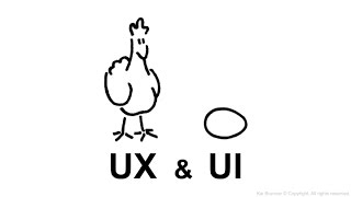 UX and UI, Chicken and Egg