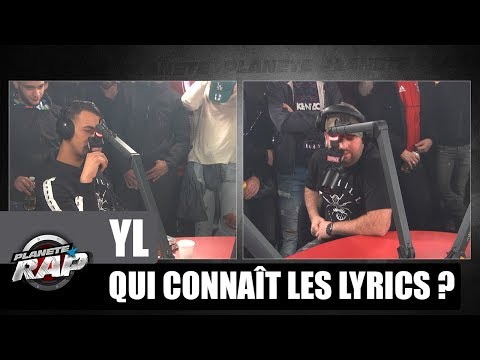 YL  - Qui connaît les lyrics ? #PlanèteRap thumbnail