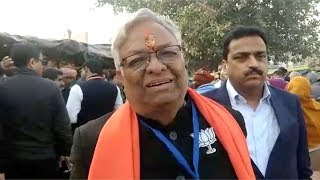 BJP leader Suman Kumar Gupta - will vote for development, fight the lies of AAP in last 5 years