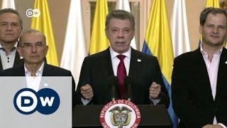 لجنة نوبل تمنح الرئيس الكولومبي جائزة نوبل للسلام | الأخبار