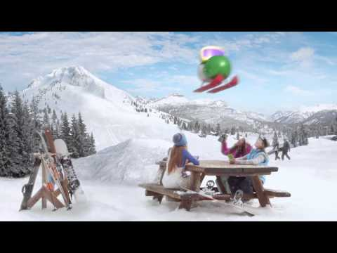 Yoshi's New Island Commercial