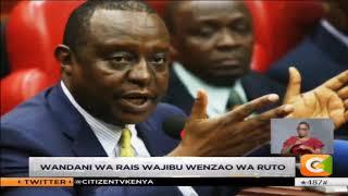 Wanasiasa wa Jubilee wazidisha cheche ya Ufisadi