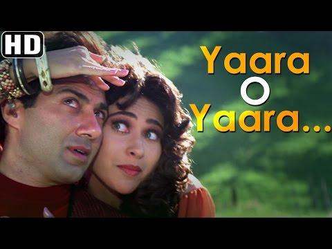 Yaara O Yaara Milna Hamara - Jeet Songs - Sunny Deol - Karisma Kapoor thumbnail