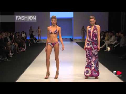 """""""Collection Première Moscow - MISS BIKINI"""" Spring Summer 2014 Fashion Show by Fashion Channel"""