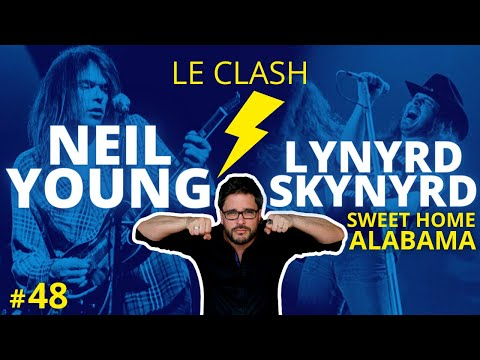 The story of SWEET HOME ALABAMA // LYNYRD SKYNYRD (vs NEIL YOUNG) - UCLA