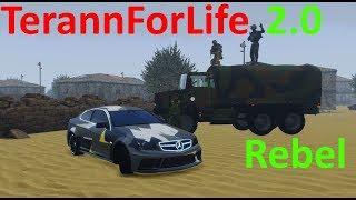 Arma 3 - TerannForLife 2.0 - Présentation du nouveau système gangster/rebel