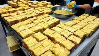 식빵의 진화는 어디까지!? 크림치즈 듬뿍 크림치즈 마늘…