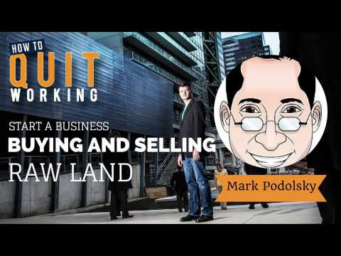 172: Start a Business Buying and Selling Land