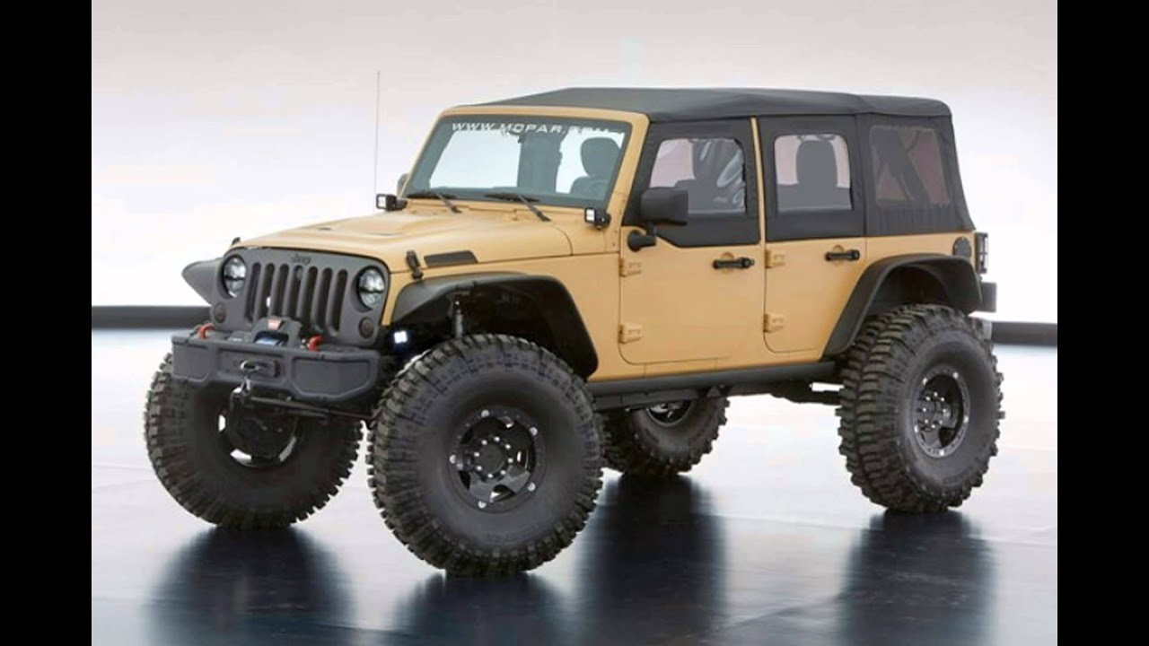 2016 Jeep Wrangler Unlimited Diesel