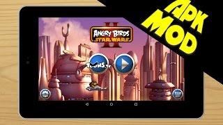 Angry Birds Starwars 2[Apk][Mod] - AndroidAsylum