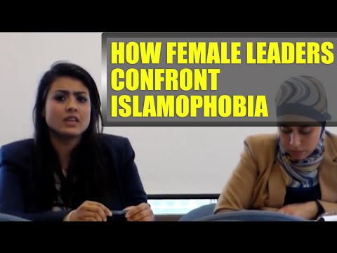 HOW WOMEN IN LEADERSHIP CHALLENGE & CONFRONT ISLAMOPHOBIA & HATE IN ASIA AND IN THE USA