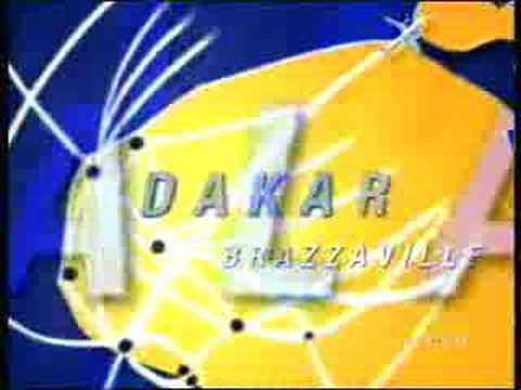 1999 Air Afrique Commercial