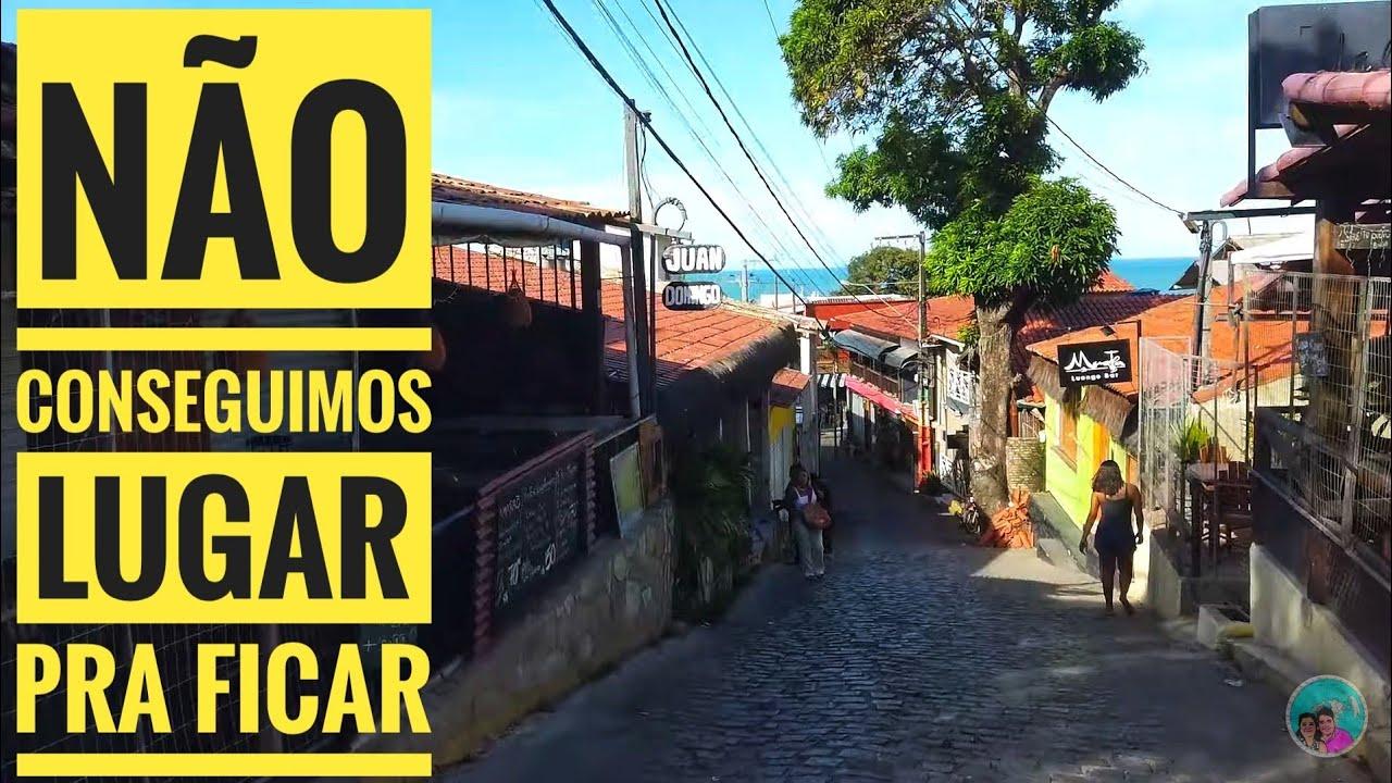 DE VOLTA À PIPA RIO GRANDE DO NORTE, NÃO CONSEGUIMOS LOCAL PRA PARAR NA CIDADE#054/21Nois Pelo Mundo